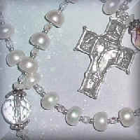 Wedding Rosaries, Chaplets, Gifts
