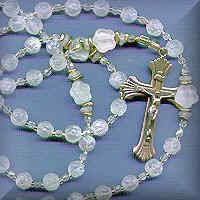 Rosaries for Christening, Baptism